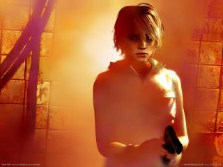обои Главная героиня Silent Hill 3 фото
