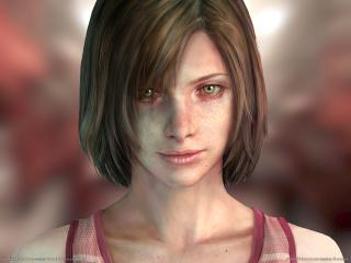 обои Героиня игры Silent Hill 4: The Room фото