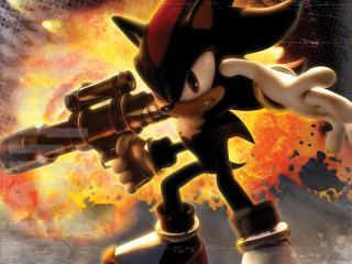 обои Игра Shadow The Hedgehog фото