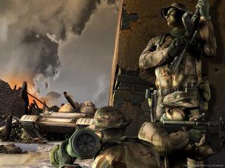 обои SOCOM фото
