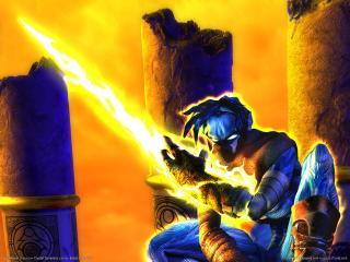 обои Soul Reaver 2 - злодей фото