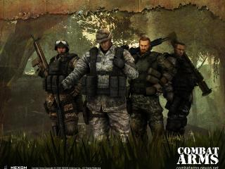 обои Combat Arms - the game фото