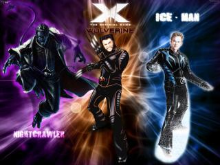 обои X3-Game фото