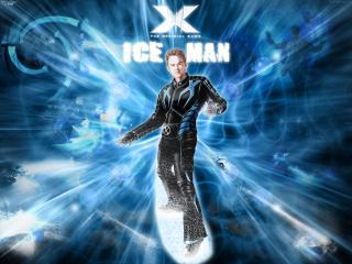 обои Ice Man фото