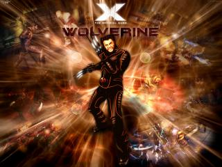 обои Wolverine фото