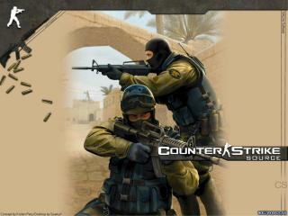 обои Counter-strike source фото