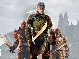 обои Everquest 2 - оружие фото
