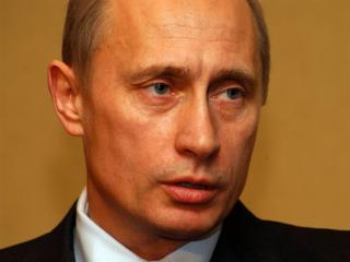 обои Задумчивый Путин фото