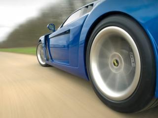 обои Колеса автомобиля Noble фото
