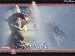 обои Neverwinter Nights фото