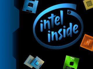 обои для рабочего стола: Intel Inside