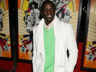 обои Akon фото