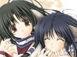 обои Utawarerumono - аниме фото