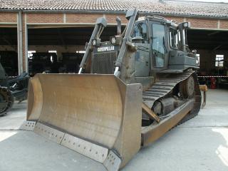 обои Bulldozer caterpillar d6h xl фото