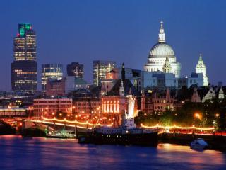 обои Лондонский горизонт фото