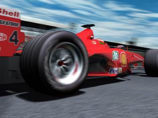 обои F1 Racing Championship фото
