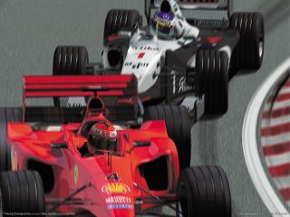 обои F1 Racing Championship - гонка фото