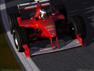 обои F1 Championship Season 2000 фото