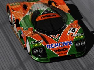 обои Enthussia Professional Racing фото