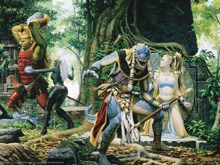 обои Everquest - игра фото