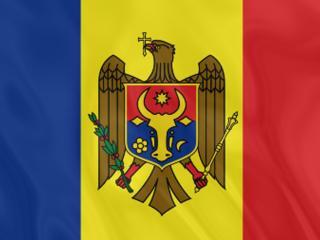 обои Флаг Молдавии фото