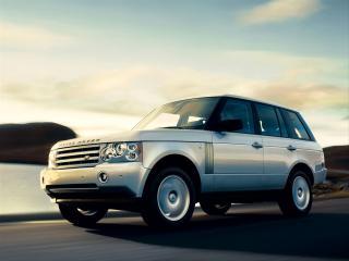 обои Range Rover Vogue фото