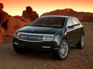 обои Lincoln Aviator Concept SUV фото