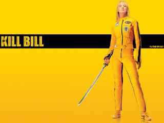 обои Kill Bill. главная героиня фото