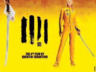 обои Kill Bill. меч самурая фото