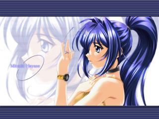 обои Беспокойные сердца - девушка с темными волосами фото