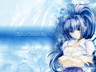 обои Kimi Ga Nozomu Eien - девочка фото