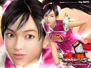 обои Обои из игры Tekken 5 фото