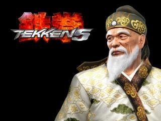 обои Tekken 5 фото