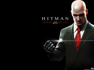 обои Hitman - игра фото