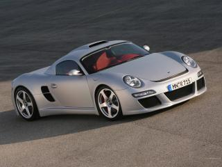 обои Porsche RUF CTR 3 фото