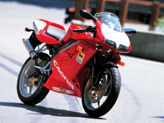 обои Cagiva Mito 125 Racing фото
