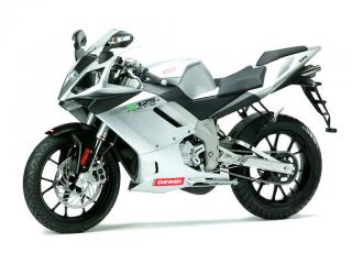 обои Derbi GPR-125 Racing фото
