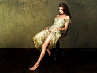 обои для рабочего стола: Анджелина Джоли
