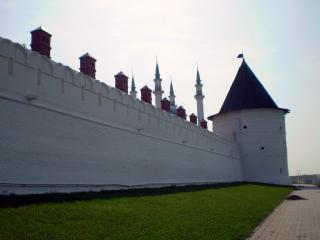 обои Стены кремля фото