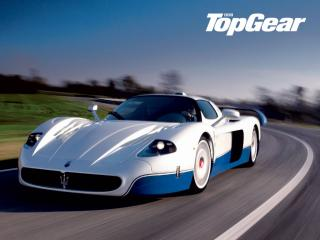 обои Edo Competition Maserati MC12 поездка фото