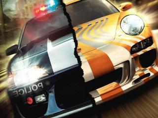 обои Полицейские, бандиты фото