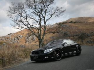 обои Mercedes-Benz CL-Class фото