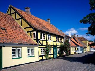 обои Aero Island, Denmark фото