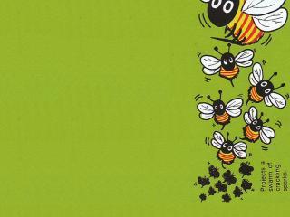 обои Пчелы фото