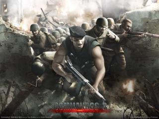 обои Commandos 3 - Destination Berlin фото