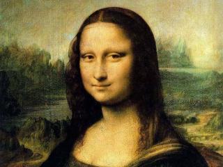 обои Мона Лиза фото