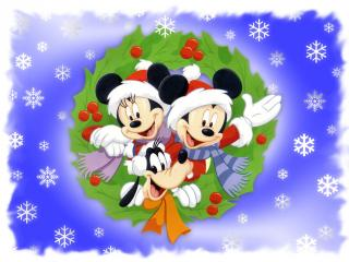 обои С Рождеством фото