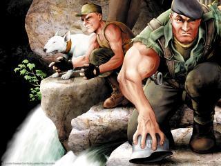 обои Commandos 2 - Бойцы фото