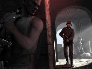 обои Commandos Strike Force - В засаде фото