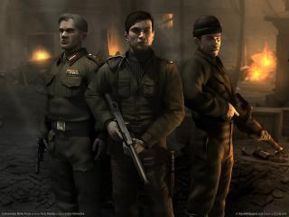 обои Commandos Strike Force - Команда фото